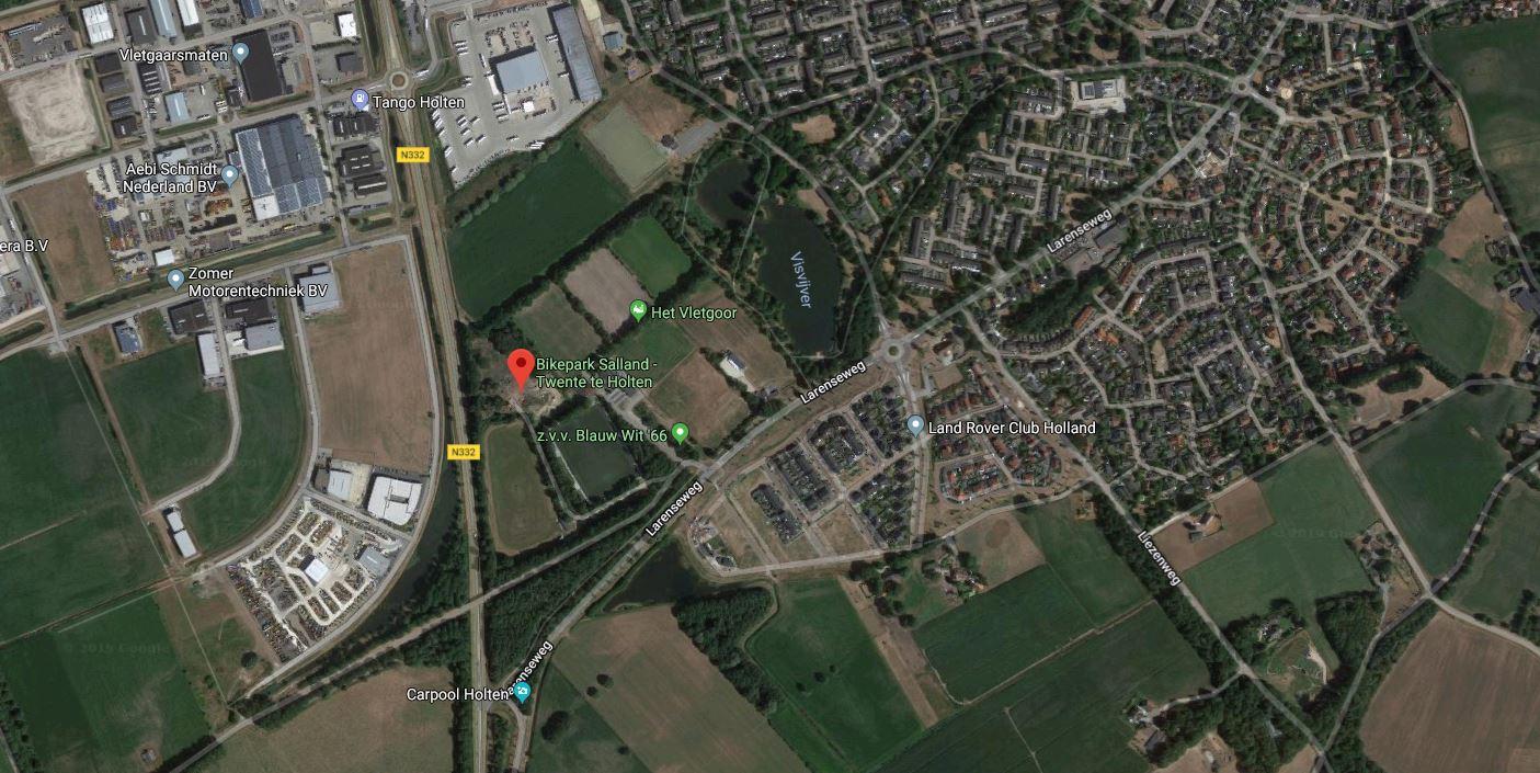 Picture: Bikepark Salland-Twente te Holten Google Maps