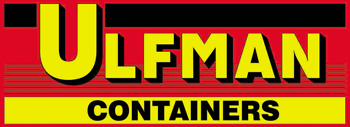 Logo: Ulfman containers