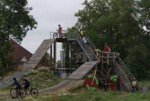 Picture: BikePark Holten starttoren