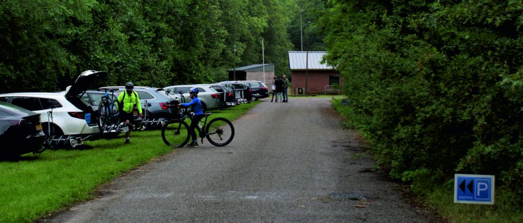 Photo: Parkeren BikePark